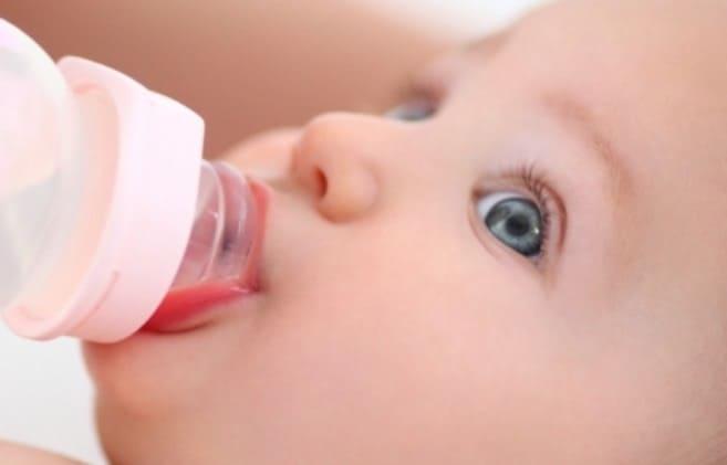 Calienta biberones bebé