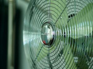 partes de un ventilador