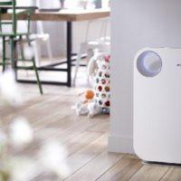 Philips AC407211 Purificador de aire con filtro HEPA color blanco 0 1