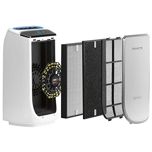 Rowenta Air Intense Purificador de aire programable con 4 niveles de filtracin 0 2